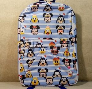 Disney Parks Mickey & Minnie & etc emoji backpack